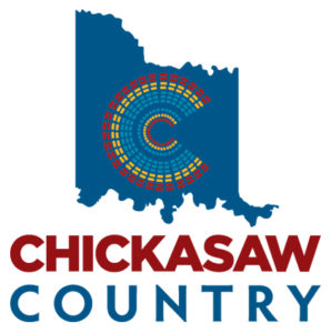 Chickasaw Country Logo