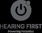 Hearing First Logo