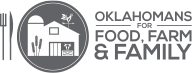 Oklahomans for Food, Farm and Family Logo