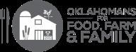 Oklahomans for Food, Farm and Family Logo