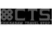 Chickasaw Travel Stop logo