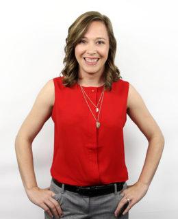 Jenny Herzberger, Executive Vice President