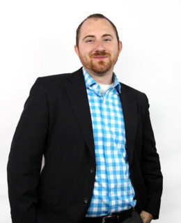 Jared Miller, Director of Interactive Media