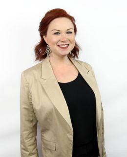 Rebekka Lucas, Executive Assistant