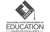 OKSDE Gray Logo