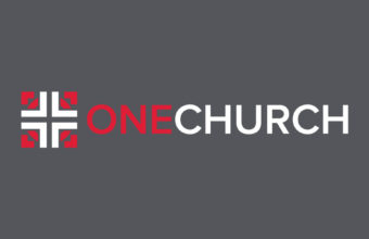 One Church at Acts 2 Branding logo design