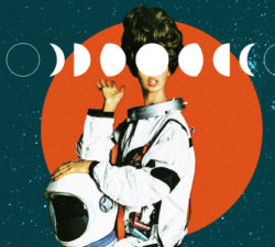Space Woman - How to Find and Maintain Inspiration
