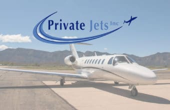 Private Jets Koch Comm Case Study